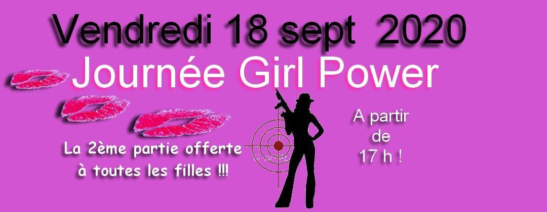 journée GIRL POWER